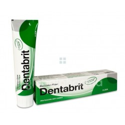 Dentabrit Pasta Dental Fluor 125 ml