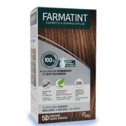 Farmatint Crema 5D Castano Claro Dorado Ftt