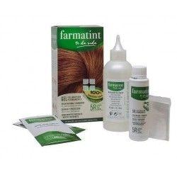 Farmatint Gel Coloracion Permanente 5R Castaño Claro Cobrizo
