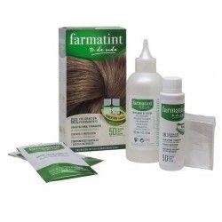 Farmatint Gel Coloracion Permanente 5D Castaño Claro Dorado