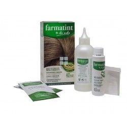 Farmatint Gel Coloracion Permanente 4D Castaño Dorado