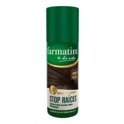 FARMATINT STOP RAICES CASTAÑO OSCURO 75 ML