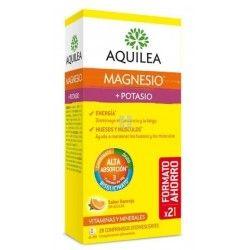 Aquilea Magnesio+ Potasio Comp Efervescente 28 Comprimidos Efervescentes