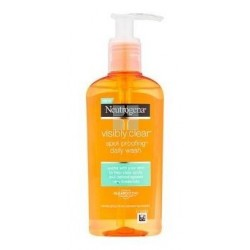 Neutrogena Visibly Clear Spot Proofing Gel Limpiador 200 ml