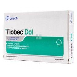 Tiobec Dol 20 Comprimidos