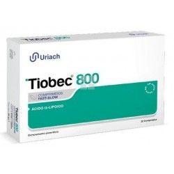 Tiobec 800 20 Comprimidos