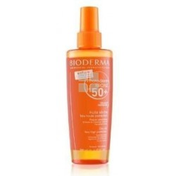 Bioderma Photoderm Aceite Seco SPF 50+ Spray 200 ml