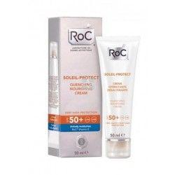 ROC SOLEIL PROTECT CREMA NUTRITIVA INTENSA SPF50 50 ML