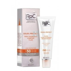 Roc Soleil Protect Fluido Dermocalmante SPF50+ 50 ml