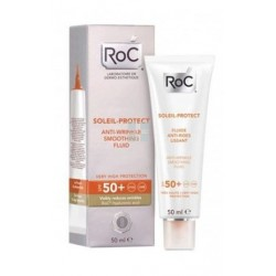 Roc Soleil Protect Fluido Reductor de Arrugas 50 ml
