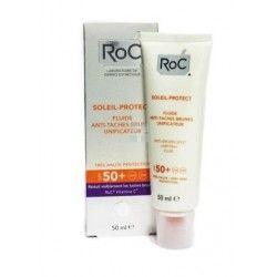 ROC SOLEIL PROTECT FLUIDO UNIFICANTE ANTIMANCHAS 50 ML