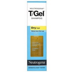 Neutrogena T/gel Champu Anti - Caspa Cabello Seco 250 ml