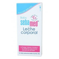 Sebamed Baby Leche Corporal 200 ml