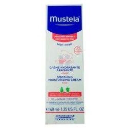 Mustela Crema Hidratante Calmante Facial 40 ml
