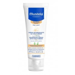 Mustela Crema Nutritiva Al Cold Cream Bebe 40 ml