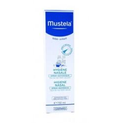 Mustela Higiene Nasal Agua de Mar Solucion Isotonica 150 ml