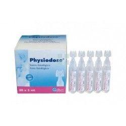 PHYSIODOSE SUERO FISIOLOGICO MONODOSIS 5 ML 30 UNIDADES