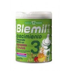 Blemil Plus 3 Crecimiento Cereales y Fruta 800 gr