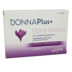 Donna Plus Flora Intima 14 Càps