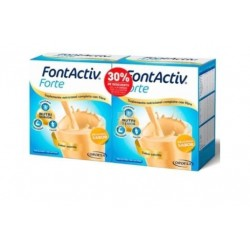Fontactiv Forte Pack Descuento 2º unidad 30% 14 Sobres Vainilla