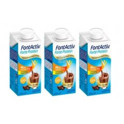 Fontactiv Forte Protein Chocolate 3 x 200 ml