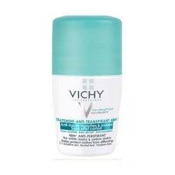 Vichy Desodorante Antitranspirante 48H Antimarcas Roll - On 50 ml