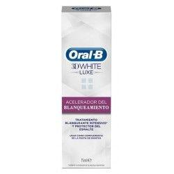 Oralb 3D White Acelerador de Blanqueamiento 75 ml