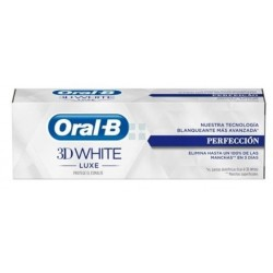 Pasta Oralb 3D White Blanqueadora  75 ml