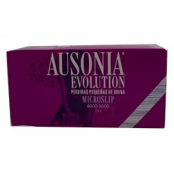 AUSONIA EVOLUTION MICRO SLIP 34 UNIDADES
