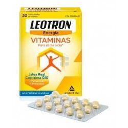 Leotron Vitaminas 30 Comprimidos