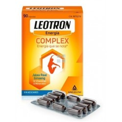 Leotron Complex 90 cápsulas