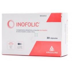 Inofolic 30 cápsulas