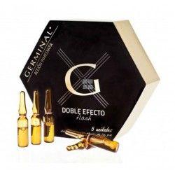 Germinal Accion Inmediata Doble Efecto Flash 5 Ampollas