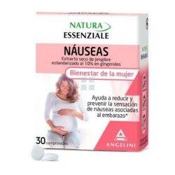 Angelini Natura Nauseas 30 Comprimidos