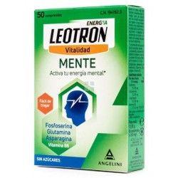 Leotron Vitalida Mente 50 Comprimidos