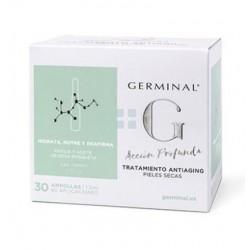Germinal Acción Profunda 3.0 Tratamiento Antiedad 30 uds