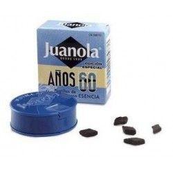 Juanola Pastillas Edicion Especial Años 60 5.4 gr