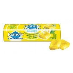 Juanola Caramelos Balsamicos Sabor Limon