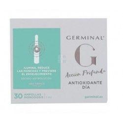 Germinal Accion Profunda Antioxidante Dia 30 Ampollas x 1,5 ml