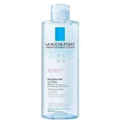 La Roche Posay Agua Micelar Ultra Piel Reactiva 400 ml