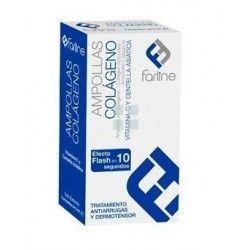 Farline Ampollas de Colageno 2 ml 2 Ampollas