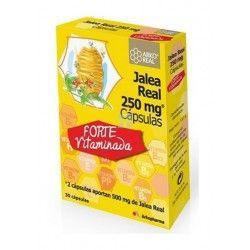 Arkopharma Arkoreal Jalea Real Vitaminada Forte 250 mg 30 cápsulas