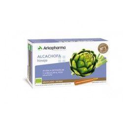 Alcachofa E Hinojo 20 Ampollas Arkofluido Arkopharma