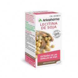 Arkopharma Lecitina de Soja 42 cápsulas