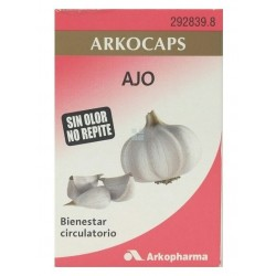 Arkocápsulas Ajo 84 cápsulas Arkopharma