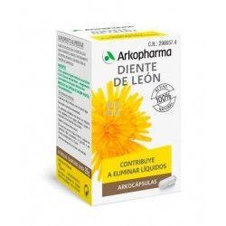 Diente de Leon 84 cápsulas Arkocápsulas
