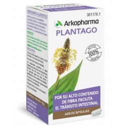 Arkocápsulas Plantago 48 cápsulas Arkopharma