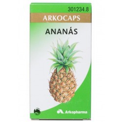 Arkocápsulas Ananas  50 cápsulas Arkopharma