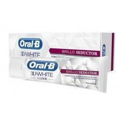 Oral B 3D White Pasta Dental Luxe Brillo Seductor 75 ml