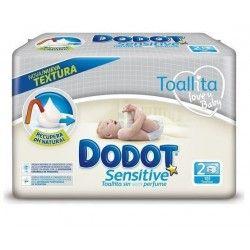 Dodot Sensitive Duopack Toallitas Humedas para Bebes 108 uds